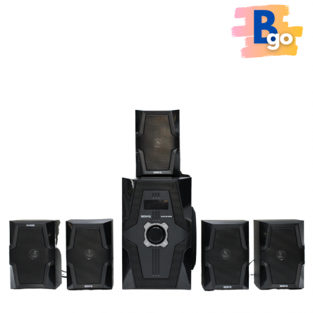 ISONYQ 5.1 HOME THEATER